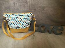 OXBOW Fiano Handtasche für Damen Gelb