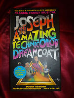Joseph And The Amazing Technicolour Dreamcoat VHS Donny Osmond Joan Collins