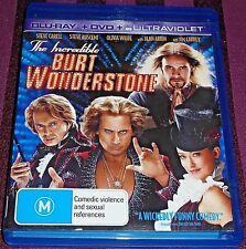 THE INCREDIBLE BURT WONDERSTONE - BLU-RAY- (S.CARELL,S.BUSCEMI.O.WILDE.J.CARREY)