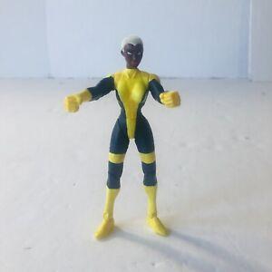 Marvel X-Men ToyBiz Storm Team Suit Short Hair Strike Force Action Figure 1998