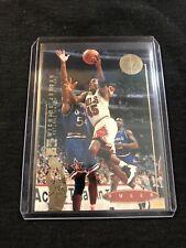 "Michael Jordan 1995-96 UD SP Championship #41 ""He's Back"""