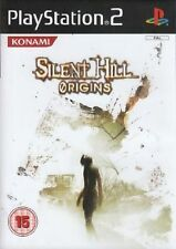 Silent Hill Origins Sony PlayStation 2 Ps2 PAL UK Game