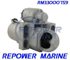 Genuine Mando Starter 3.0L, 4.3L, 5.7L V8 Mercruiser Volvo 50-863007A1, 3860566