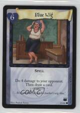 2002 Harry Potter Trading Card Game - Diagon Alley #53 Blue Wig Gaming 0b5