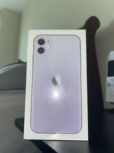 Apple iPhone 11 - 64GB - Purple (T-Mobile) A2111 (CDMA + GSM)