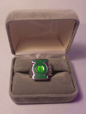 GREEN LANTERN RING 1998 DC DIRECT RING SUPER RARE ORIGINAL - In Box w Packaging