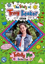 DVD:TRACY BEAKER - SERIES 4 - NEW Region 2 UK