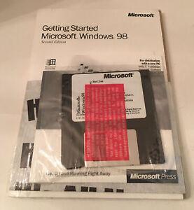 Getting Started Microsoft Windows 1998