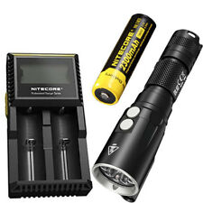 NITECORE DL10 Underwater Diving Flashlight w/NL183 Battery & D2 Charger