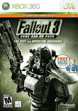 Fallout 3 Add On Anchor/Pit - XBOX 360