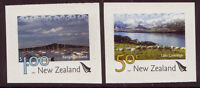 NEW ZEALAND 2007 SCENIC DEFINITIVES S/A BOOKLET PAIR UNMOUNTED MINT, MNH