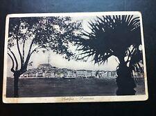 POSTCARD CROATIA-  ROVINJ (ROVIGO) PANORAMA - ISTRA - SENT TO ZAGREB 1934 !