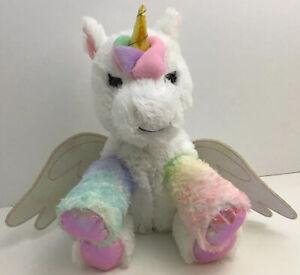 Barbie Unicorn Kiss Care Pet Doctor Light-Up Horn Sounds Stuffed Plush Only
