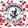 AGGRESSIVE - SPIT BLOOD (DIGIPAK)  CD NEW