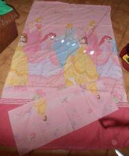 Parure Princesses housse + taie rectangulaire pour lit 90 / 190 cm