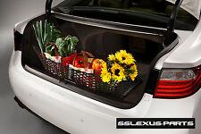Lexus ES350 ES300H (2013-2017) OEM Genuine Trunk CARGO NET PT347-33130