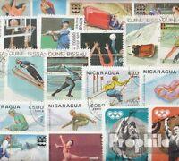 Motive 300 verschiedene Olympia Marken