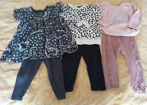Baby Girl Clothes Bundle 9-12 months (H&M, Next, Primark)