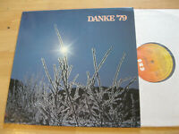 LP Various Danke 79 Ricky King  Nighttrain  Supertramp Paola  Vinyl CBS 1979