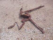 Mccormick Farmall F20 Or Regular Ih Tractor Cultivator Lift Handle Assembly