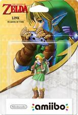 Amiibo Link (Ocarina of Time) Figure for SWITCH Wii U WiiU Zelda Breath of Wild