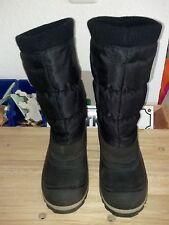 28bf6d21e2f7af Boots Stiefel Schneeschuhe Winterstiefel von Sansibar in Größe 35   36  schwarz
