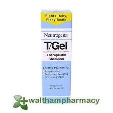NEUTROGENA T/Gel Terapeutico Shampoo 125ml