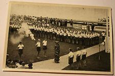 OLYMPIA 1936 olympic fire to grünau  Bild Nr 103 Gruppe 60