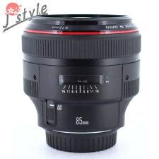 [EXC] Canon EF 85mm f1.2 L II USM AF Prime Lens