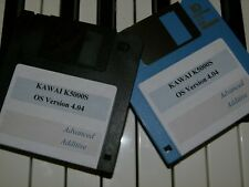 Kawai K5000S latest O.S. 4.04 -- K5KS 4.04 Operating System.