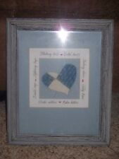 "The Old Quilt Keepsake 10"" x 12"" Picture"