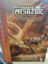 Beasts of the Mesozoic DESERT ENVIRONMENT Accessory Pack 02 Mononykus Olecranus