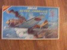 Nichimo 1:48 Nakajima Ki 43-1 Oscar Plastic Model Kit #S-4820