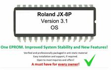 Roland JX8p - Version 3.1 Firmware Upgrade Update eproms for JX-8p Latest OS