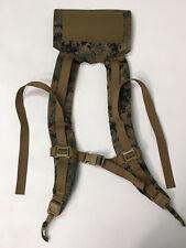 USMC ILBE MARPAT Main Pack Shoulder Straps - GEN 2 - LN