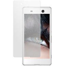 Protecteur d'ecran en verre trempée pour Sony Xperia M5