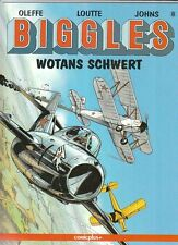 Biggles Nr. 8 Softcover Comic von Oleffe / Loutte / Johns in Topzustand !!!