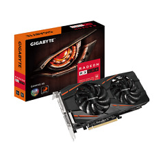 Gigabyte Radeon RX 580 4GB GDDR5 GV-RX580GAMING-4GD PCI-E Video Card DVI HDMI DP