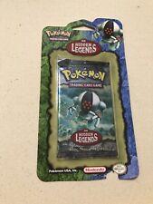 Pokemon EX Hidden Legends Blister Pack Registeel Artwork  -     Factory SEALED!!