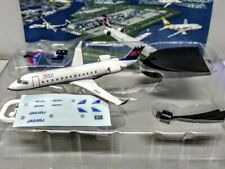 F-toys Japan Airlines #7 IBEX 1:300 - Bombardier CRJ200 Jet airplane