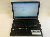 Acer Aspire 5 i3-7100u @ 2.4GHz 8GB 160GB*** (No OS* or PS)***