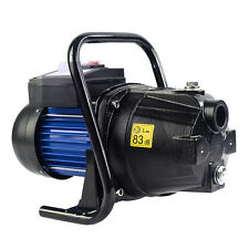 "Goplus 1200W 1"" Shallow Well Water Booster Pump Home Garden Irrigation 1000GPH"