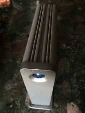 LaCie d2 Quadra 301442U 1TB eSATA FireWire USB External Hard Disk Drive & Cables
