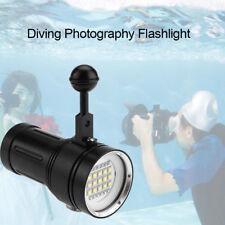 Imperméable Plongée Lampe de Poche Etanche 27 LED Lampe Torche Sous-marine
