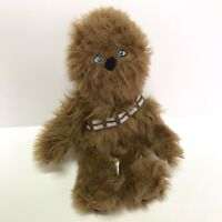"Star Wars Chewbacca Plush Toy 15"" Tall Northwest 2016 Wookie Lucasfilm brown"
