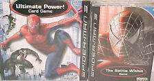 NEW SPIDERMAN EASTER TOY GIFT BASKET SUPPLIES BOARD GAME PLAYSET
