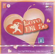 LOVE DIL SE - CLASSIC BOLLYWOOD COMPILATION SOUND TRACK CD