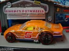 2012 X-RAYCERS Multi Design Ex STOCKER ~Trans ORANGE ~ NEW LOOSE Hot Wheels