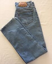 Levis 501 Jeans 34 x 34 Actual 31 x 32 Broken In Faded Mens Denim USA Made