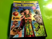 Hotel Transylvania 3 Summer Vacation  NEW DVD WITH DIGITAL CODE FREE SHIPPING!!!